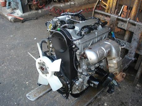 Suzuki Jimny G13BB