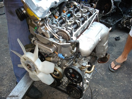 Suzuki Jimny M13A VVti