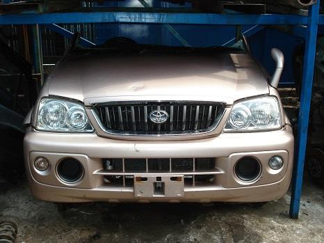 Daihatsu Terios 1.3L HC-EJ